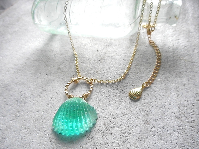 Mermaid Lagoon Necklace