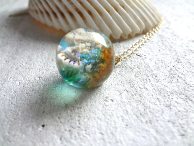 Seascape Necklace m