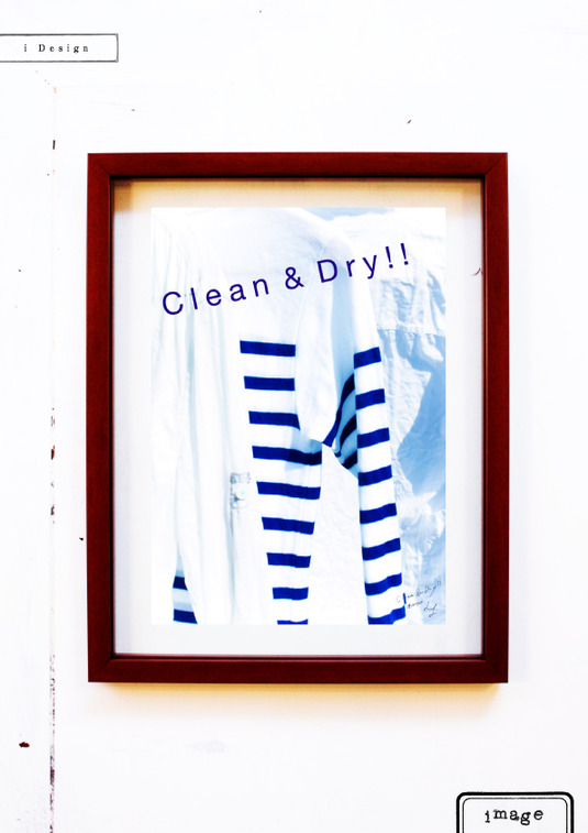 #1060:Clean&Dry!! / はじめてのいろ