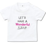 〜wonderful time〜Tシャツ