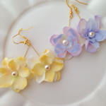 ▲sold out  swing flower ピアス/イヤリング