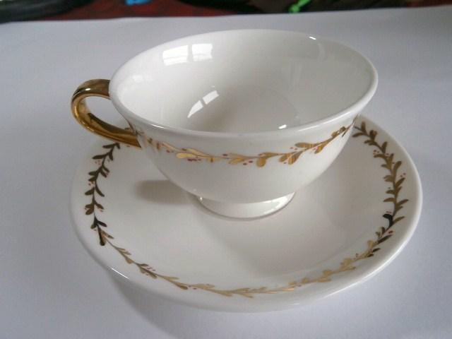 金採を施したマイカップ
