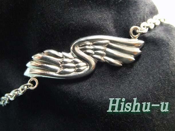天使の羽シルバーブレス
