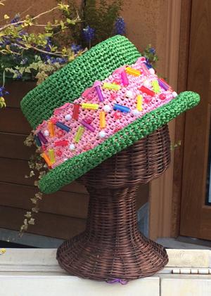 TokyoCrazyWoman Hat パート?