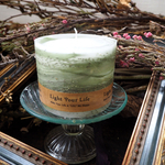 期間限定サマーセール!500円off!botanical  candle〜no  fragrance〜