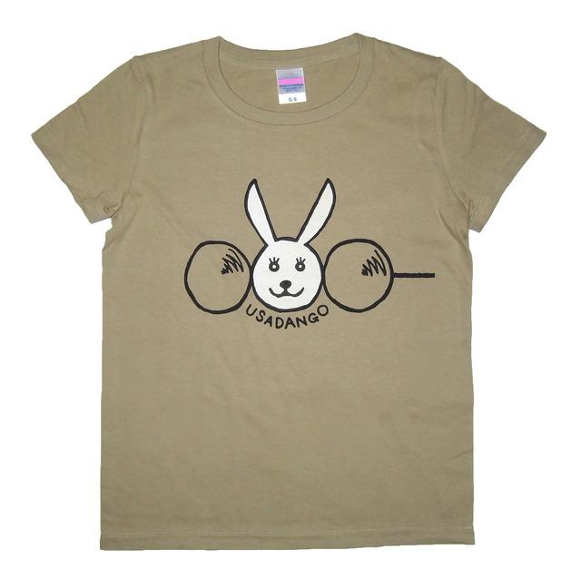 うさだんごTシャツ レディース(S M L)