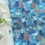 生地 Siren Song Twilight    -sirena  -ART GALLERY FABRICS
