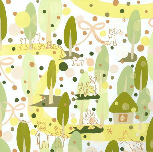 森の暮らし (#2011098)