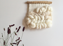 【受注生産】Wallhanging White Mini