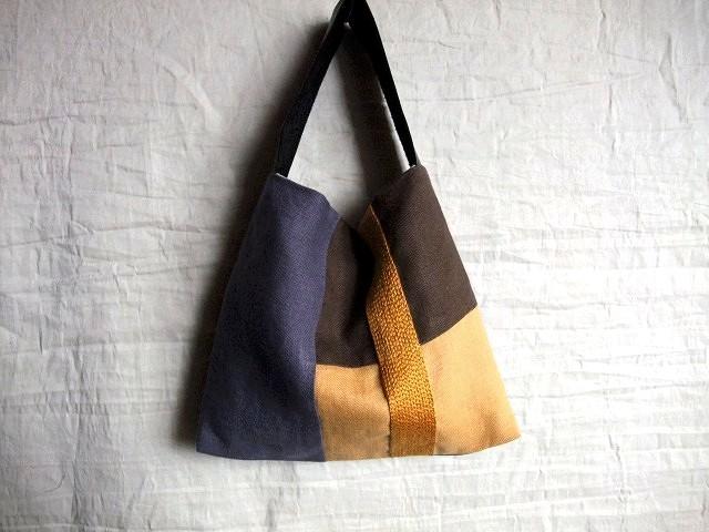 itoiro petit bag (kiiro/chairo)