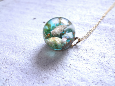 Seascape Necklace r