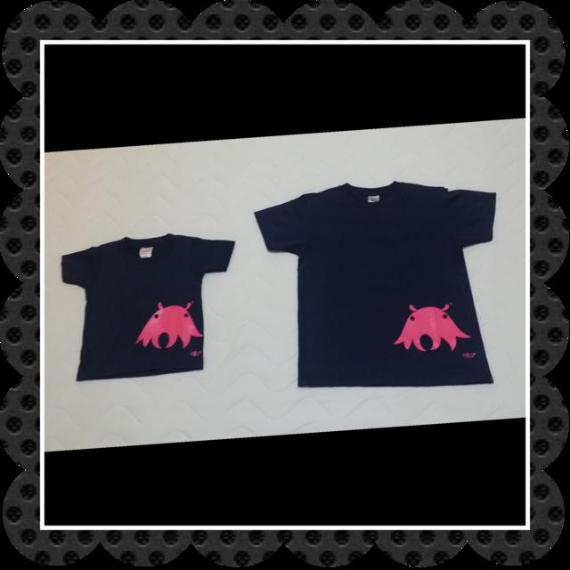 再販【オリジナル】メンダコTシャツ M