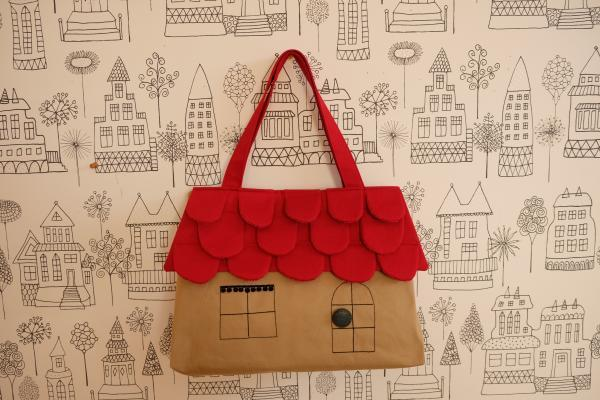 ouchi-bag   L   赤いうろこ屋根のおうち