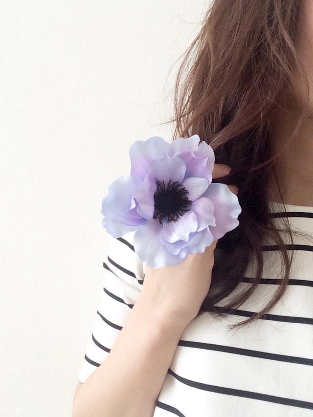 big ring?anemone?全3色