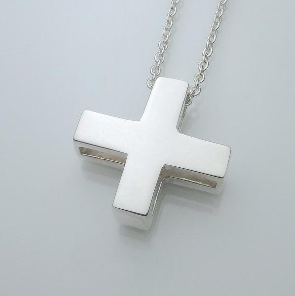 Greekクロスペンダント【L】 ギリシャ十字 N673