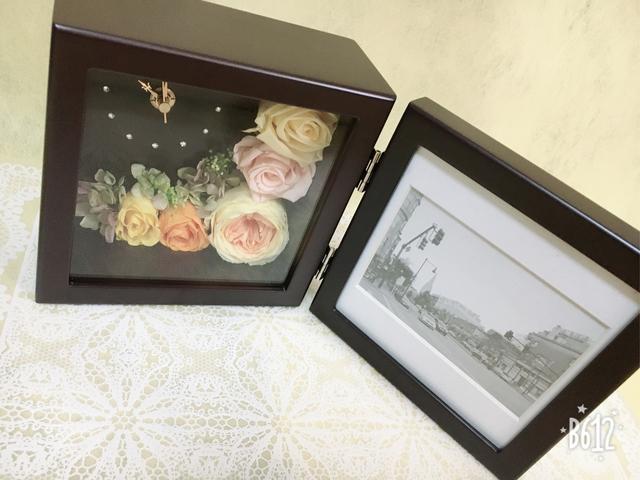 ウエディングプレゼント☆結婚式 贈呈品 花時計
