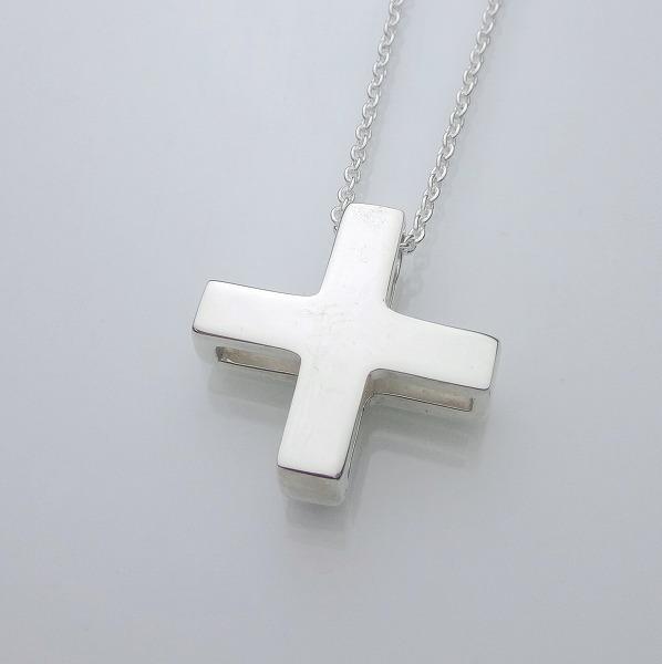 Greekクロスペンダント【M】 ギリシャ十字 N674