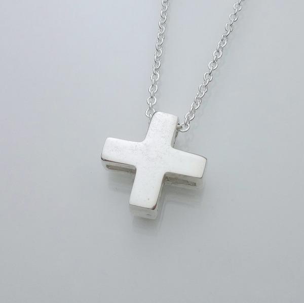 Greekクロスペンダント【S】 ギリシャ十字 N675