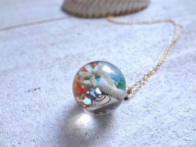 Seascape Necklace s