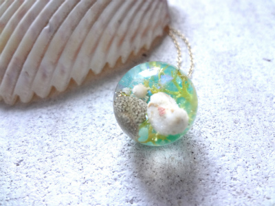 Seascape Necklace t