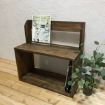 BOOK shelf : W60 DB
