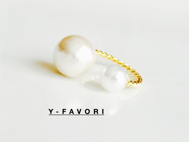 pearl&pearl*ring(G)
