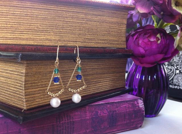 triangle pearl pierce