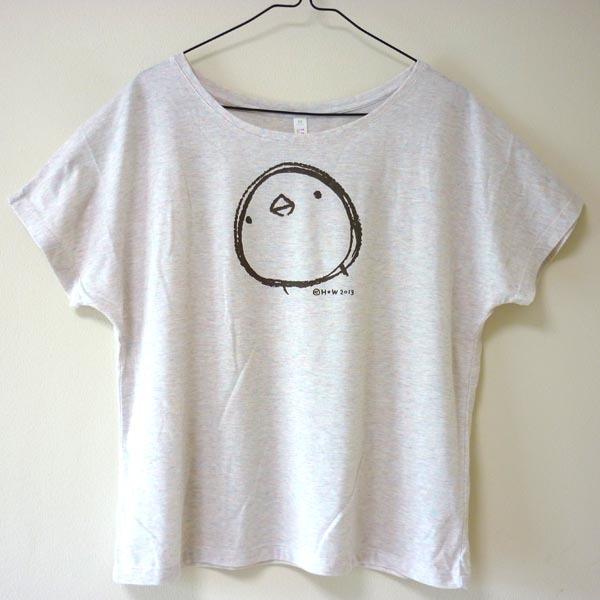 ひよこさんシンプルTシャツ ドルマンスリーブ