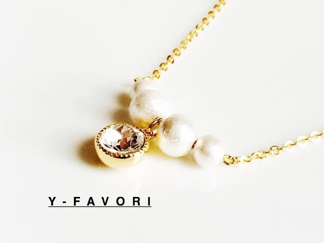 Cottonpearl �����*round�ͥå��쥹