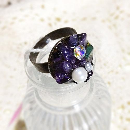 紫森の指環