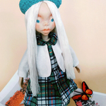 handmade doll  No.022