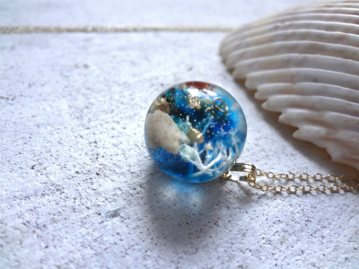 Seascape Necklace v