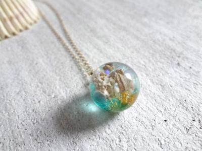 Seascape Necklace w