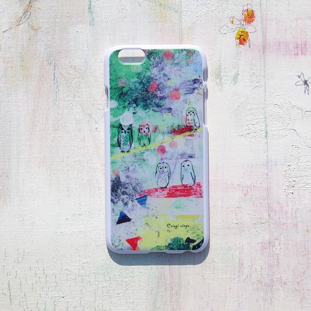 真夜中の会話 iPhone case(6)