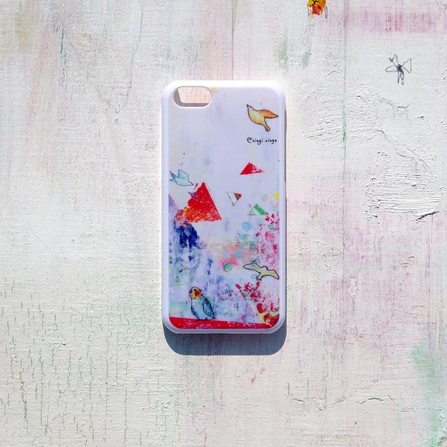 ウタウコトリ iPhone case(5c)