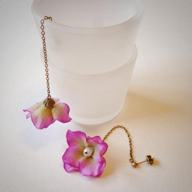 紫陽花ゆらり