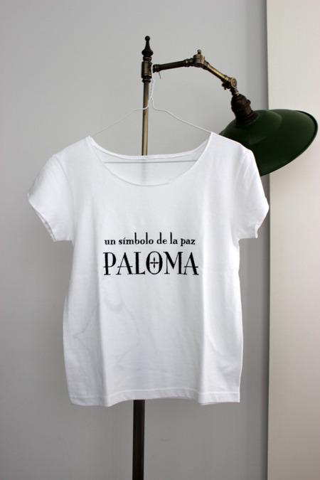 T-shirt 【 PALOMA-2 】XS