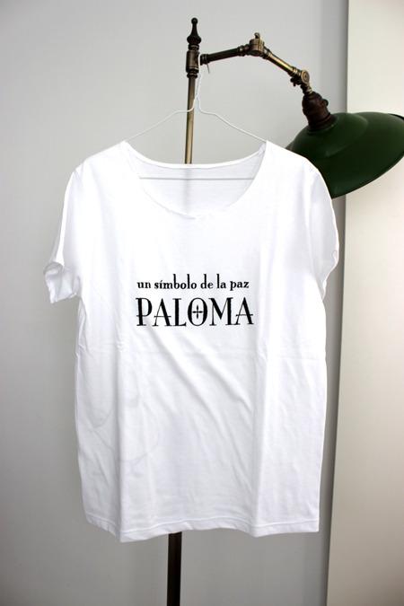 T-shirt 【 PALOMA-2 】M