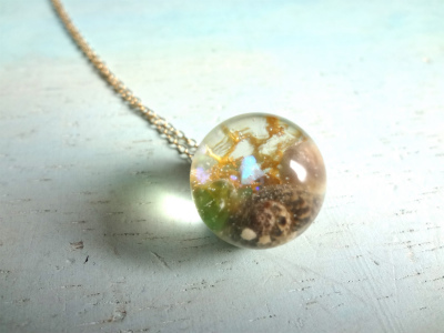Seascape Necklace x