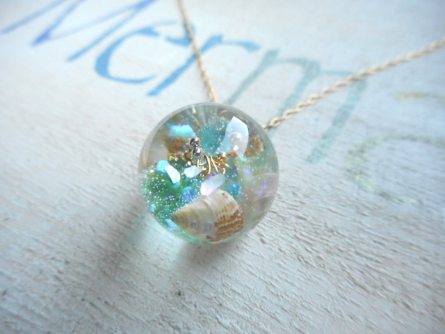 Seascapes Necklace f