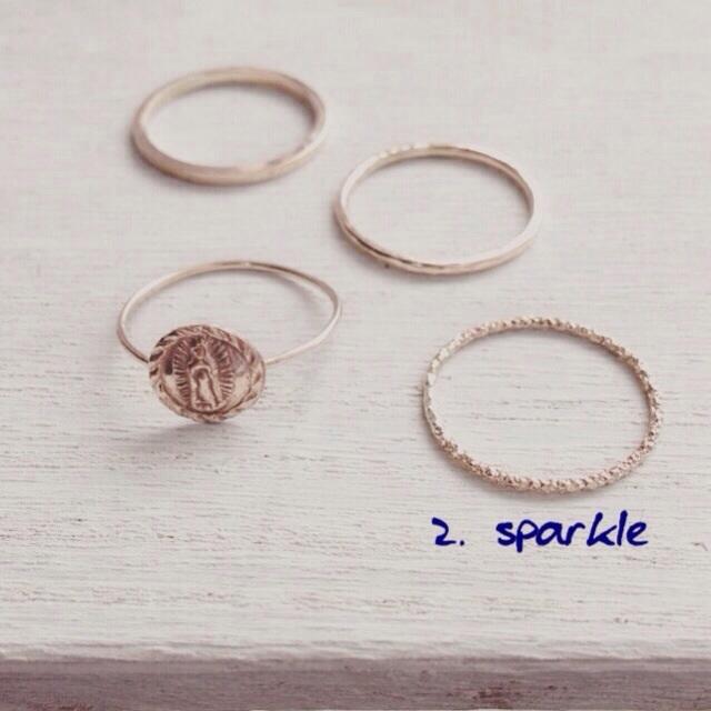 ������ɥե���ɤβ����� 2.��sparkle��