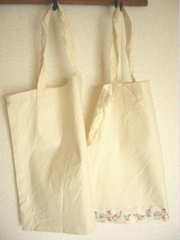 買い物袋(にわとり) 【e4-3】