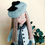 handmade doll  No.025