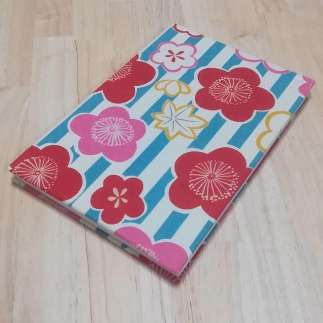 こうえい堂 180×120 御朱印帳 レトロ花柄 かわいい きれい