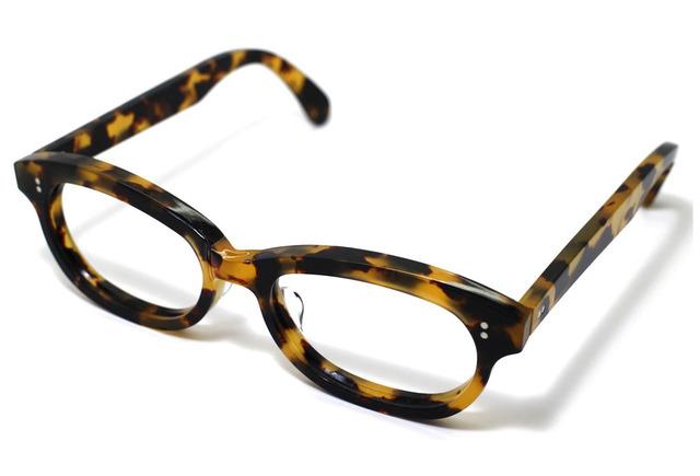 手造り眼鏡001-バフ