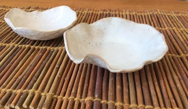 ★ふんわりペア浅皿