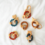 Teether Ring (Candy)Autumn Color