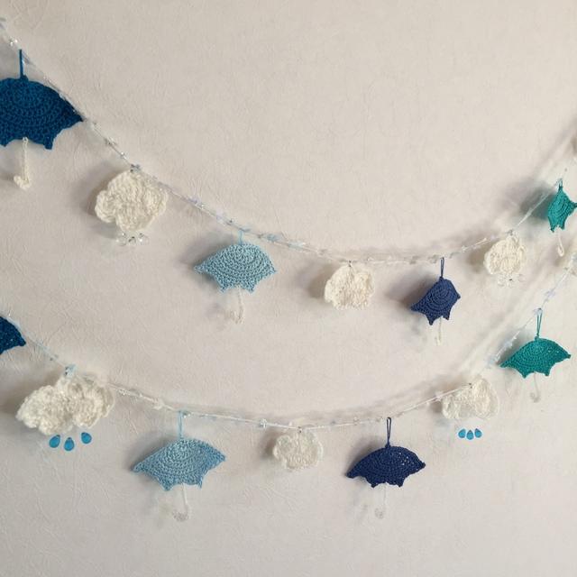 梅雨のガーランド
