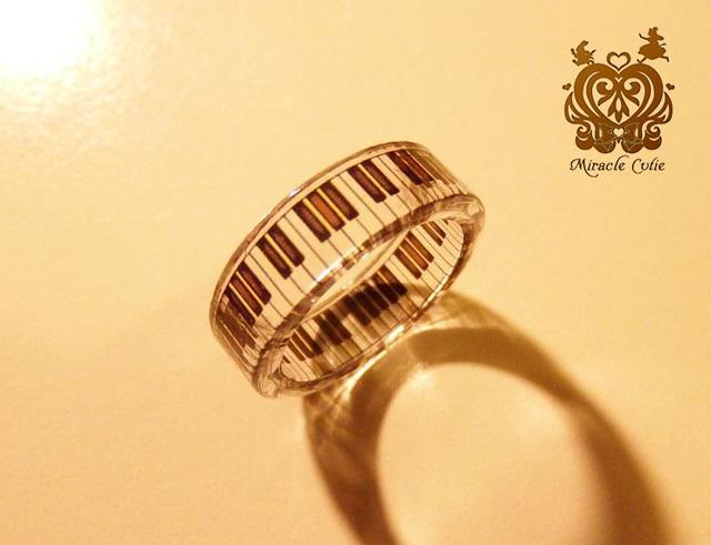 ♪ ピアノリング♪