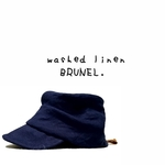 Washed linen 「BRUNEL」